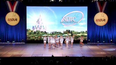 West Potomac High School [2020 Large Pom Semis] 2020 UDA National Dance Team Championship