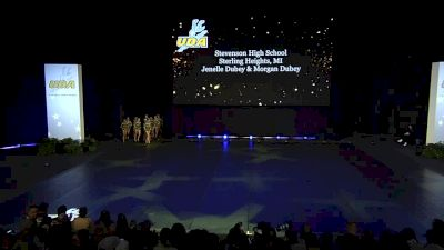 Stevenson High School [2020 Medium Jazz Semis] 2020 UDA National Dance Team Championship