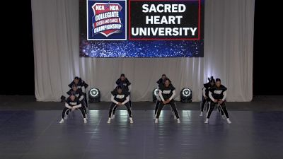 Sacred Heart University [2021 Hip Hop Division I Prelims] 2021 NCA & NDA Collegiate Cheer & Dance Championship