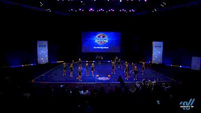 Live Oak High School [2019 Medium Varsity Division I Semis] 2019 UCA National High School Cheerleading Championship