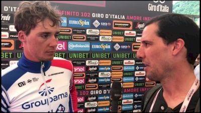Meet Valentin Madouas, A Giro Revelation