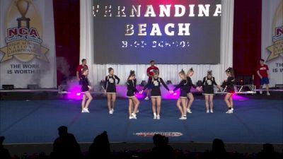 Fernandina Beach High School [2019 Small Advanced High School Finals] NCA Senior & Junior High School National Championship