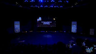 West Potomac High School [2019 Large Pom Semis] UDA National Dance Team Championship