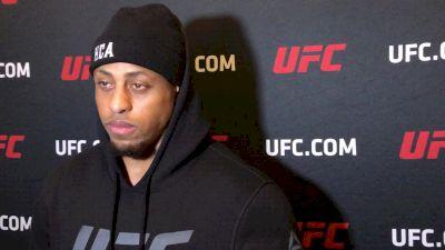 Video: Greg Hardy UFC San Antonio Pre-Fight Scrum