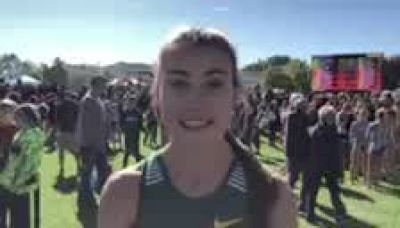 Aoibhe Richardson Nabs First NCAA Win, Discusses Transition From Portland To San Francisco