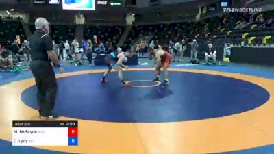 79 kg Consolation - Muhamed McBryde, New York Athletic Club vs Dylan Lydy, Indiana