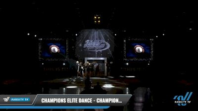 Champions Elite Dance - Champions Elite Allstars JR Pom Dance [2021 Junior - Pom Day 2] 2021 The U.S. Finals: Louisville