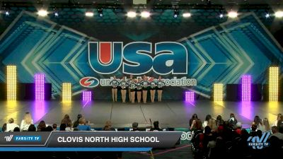 Clovis North High School [2020 Large JV Song/Pom Advanced (10-23) Day 2] 2020 USA Spirit Nationals