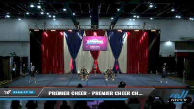 Premier Cheer - Premier Cheer Cheetahs [2021 L4 Senior Coed - D2 Day 2] 2021 The American Spectacular DI & DII
