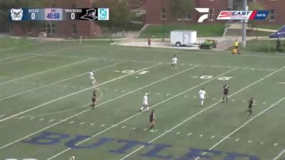 Replay: Providence vs Butler | Oct 14 @ 1 PM