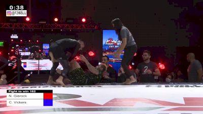 Replay: Fight to Win 182 Jiu Jitsu | Aug 28 @ 5 PM