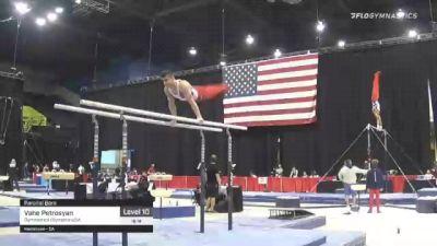 Vahe Petrosyan - Parallel Bars, Gymnastics Olympica USA - 2021 USA Gymnastics Development Program National Championships