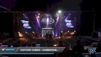 Oxford Cheer - Hammerheads [2019 Junior - D2 3 Day 2] 2019 US Finals Pensacola