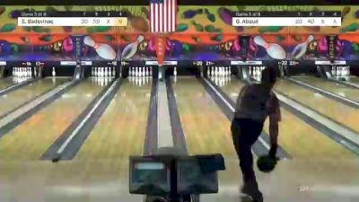 Replay: Lanes 19-20 - 2021 PBA50 Senior U.S. Open - Match Play Round 2