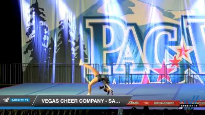 Vegas Cheer Company - Samantha [2020 L1 Junior - Solo Day 1] 2020 PacWest