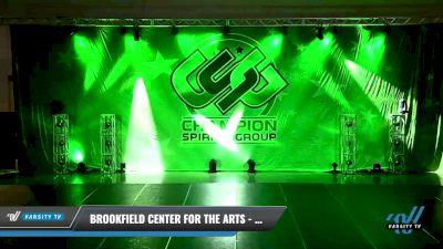 Brookfield Center for the Arts - Kiera Bartsch [2021 Mini - Solo - Jazz Day 1] 2021 CSG Dance Nationals