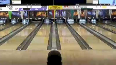 Replay: Lanes 11-12 - 2021 PBA Bowlerstore.com Classic - Round Of 16