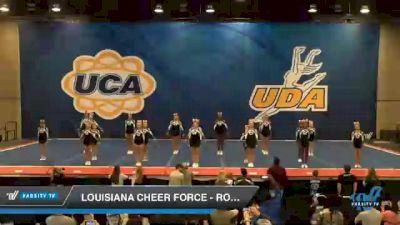 Louisiana Cheer Force - Rose [2020 L1 Junior Day 1] 2020 UCA Magnolia Championship