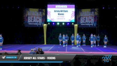 Jersey All Stars - Vixens [2021 L4.2 Senior Day 2] 2021 ACDA: Reach The Beach Nationals
