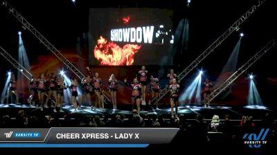 Cheer Xpress - LADY X [2020 L6 Senior - Small Day 2] 2020 GLCC: The Showdown Grand Nationals