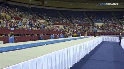 Kyla Ross - Vault, UCLA - Metroplex Challenge (NCAA)
