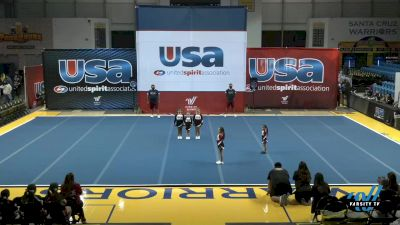 TCElite - Emeralds [2021 L1 Performance Recreation - 6 and Younger (NON) Day 1] 2021 USA Reach the Beach Spirit Competition