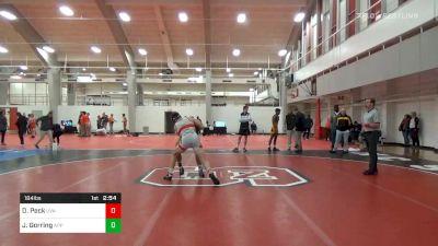 5th Place - Drew Peck, UVA-Unattached vs Julian Gorring, Appalachian State