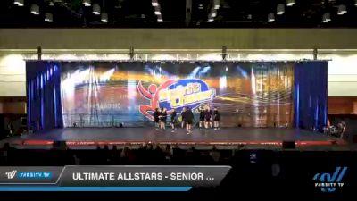 Ultimate Allstars - Senior - Hip Hop [2020 Senior - Hip Hop Day 2] 2020 All American DI & DII Nationals
