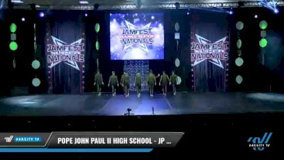 Pope John Paul II High School - JP II Knight Stars [2021 Varsity - Jazz Day 2] 2021 JAMfest: Dance Super Nationals