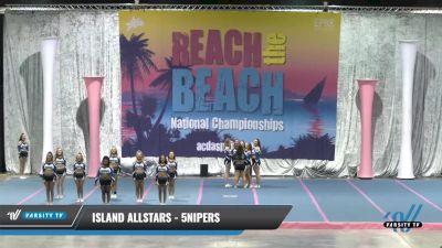Island Allstars - 5nipers [2021 L5 Senior] 2021 Reach the Beach Daytona National