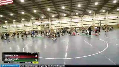65 lbs 5th Place Match - Bryson Zunich, Purebred Elite vs Eastin Hortin, Wasatch Wrestling Club
