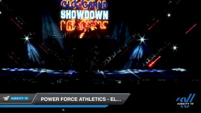 Power Force Athletics - Electric Blue [2020 L1.1 Youth PREP Day 1] 2020 GLCC: The Showdown Grand Nationals