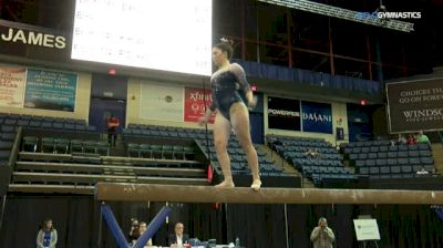 Kylie Noonan - Beam, Illinois - 2018 Elevate the Stage - Augusta (NCAA)