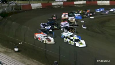Highlights | Crate Racin' USA Late Models Saturday at East Bay
