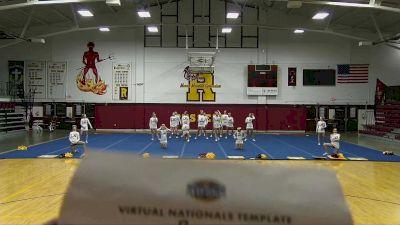 Russell High School [Medium VA Virtual Finals] 2021 UCA National High School Cheerleading Championship