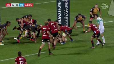 Sione Havili Talitui with a Try vs Western Force