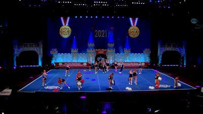 Liberty Christian Academy [2021 Small Varsity Coed Finals] 2021 UCA National High School Cheerleading Championship