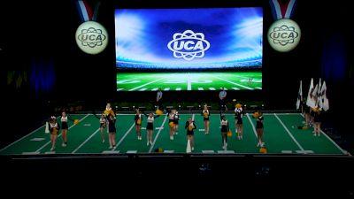 Buckhorn High School [2021 JV Non Tumbling Game Day Semis] 2021 UCA National High School Cheerleading Championship