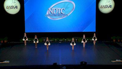 Beavercreek High School [2021 Junior Varsity - Pom Finals] 2021 UDA National Dance Team Championship