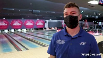 Keven Williams: Music Is My Passion, Bowling Is My Job