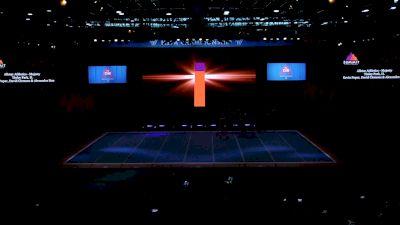 Allstar Athletics - Majesty [2021 L4 Senior Coed - Small Finals] 2021 The D2 Summit