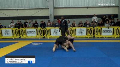 Hugo Marques Steps Over the Guard into Mounted Triangle