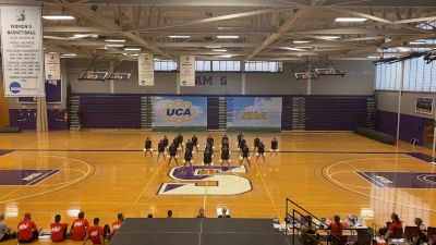 Rutgers University [Division IA] 2021 UDA College Camps: Home Routines