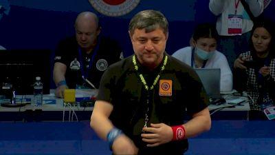 65 kg Gold Medal Match Gadzhimurad Rashidov vs Zagir Shakhiev