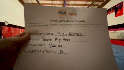 M.O.T. All-Stars [Youth - Hip Hop] 2021 UDA Northeast Spring Virtual Dance Challenge
