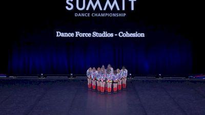 Dance Force Studios - Cohesion [2021 Mini Hip Hop - Small Semis] 2021 The Dance Summit