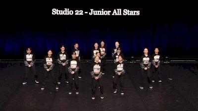 Studio 22 - Junior All Stars [2021 Junior Hip Hop - Small Semis] 2021 The Dance Summit