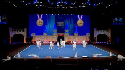 University of Tennessee [2021 Cheer Division IA Finals] 2021 UCA & UDA College Cheerleading & Dance Team National Championship