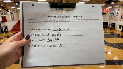 Eaglecrest High School [Varsity Hip Hop] 2021 UDA West Spring Virtual Dance Challenge