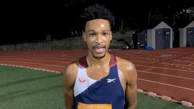Justyn Knight Looks Sharp In 1500m Win